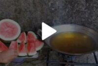 Semangka Goreng