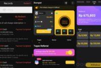 Aplikasi Penghasil Uang Saldo Dana